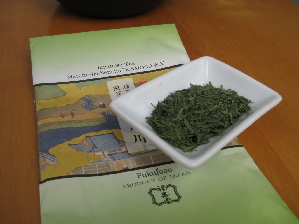 Fukujuen Green Tea
