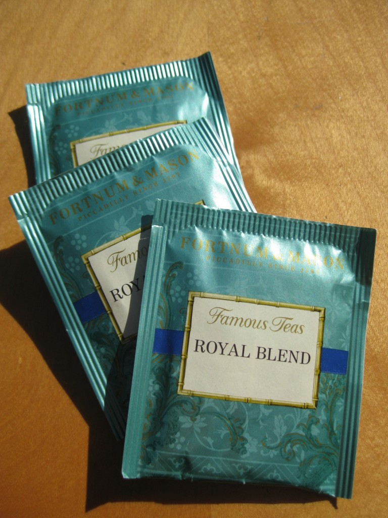 Fortnum and Mason Famous Teas