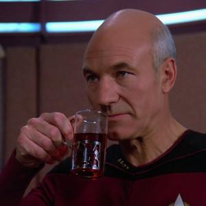 Picard Silver Tea