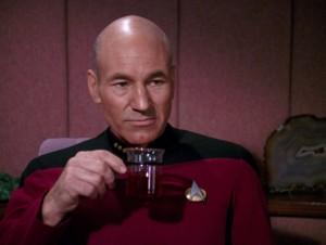 Picard Earl Grey