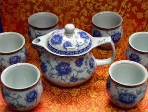 blue white china