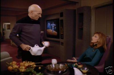 Picard Tea Set