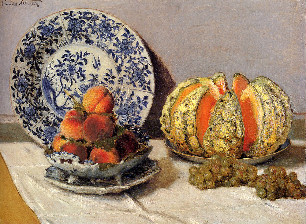 still-life-with-melon