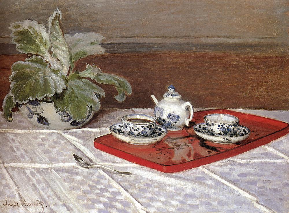 Monet Tea Set