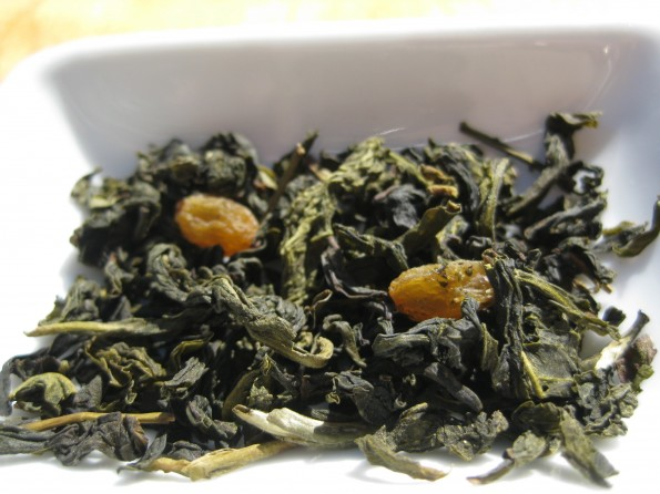 Lupicia Tea Queen's Muscat Oolong