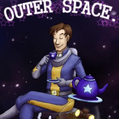 Tea In Space!!!!! aka, A Dream Come True