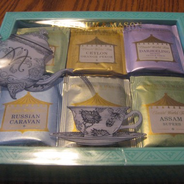 Do Not Buy Fortnum & Mason Classic World Tea Bag Gift Box…