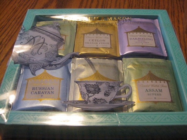fortnum & mason tea gift set