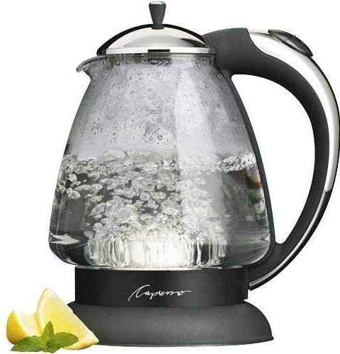 Capresso H20 Plus Electric Kettle