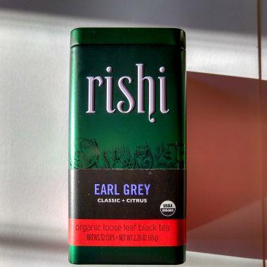Rishi Tea Earl Grey