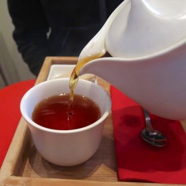 Puttabong in My Hand: American Tea Room Puttabong Darjeeling