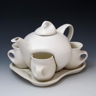 Captain Picard's Tea Set