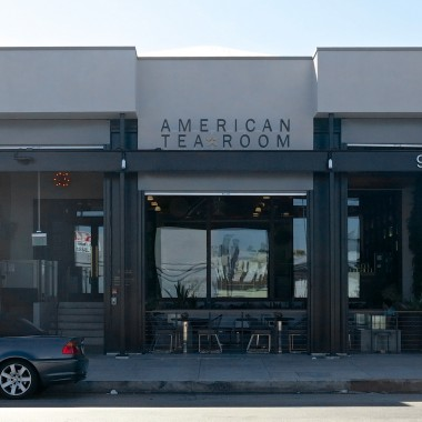 American Tea Room, Part 2: The New Downtown Location