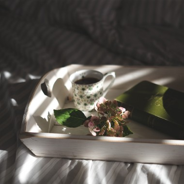 Tea and Pneumonia (And Other Life Obstacles)